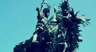 Sankt Göran och Draken Kopian